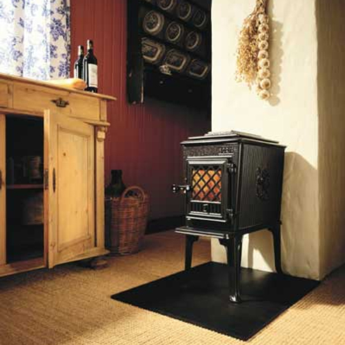 Jotul F 602 GD BP в интерьере
