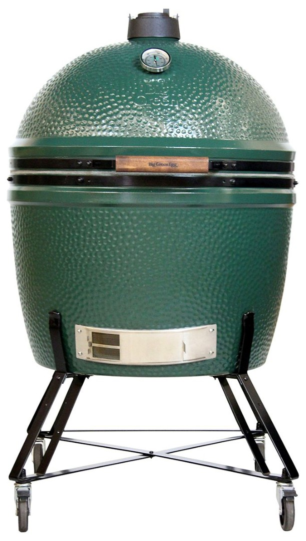 XXLarge Big Green Egg-на подставке